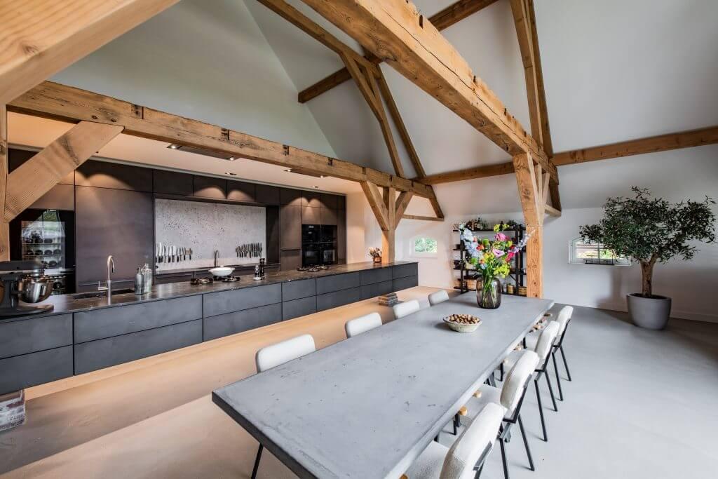 De keuken van Miljuschka Witzenhausen
